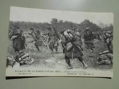 MEUSE BATAILLE DE LA MARNE 6-13 SEPT. 1914 DEVANT LOUPPY LE CHATEAU - Autres Communes