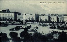CPA BISCEGLIE Piazza Vittorio Emanuele . ITALY (531688) - Unclassified