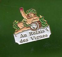 PIN'S AU RELAIS DES VIGNES - Boissons