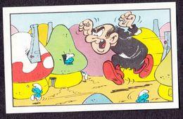 N° 48 Un Schtroumpf Pas Comme Les Autres Smurf Puffi Schtroumpfs Ancienne Image Chromos Kwatta - Andere