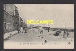 DF / 14 CALVADOS / LUC SUR MER / LA RUE DU GRAND-ORIENT / ANIMÉE - Luc Sur Mer