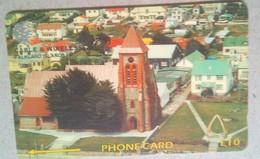 Falkland Islands 195CFKA Christ Church Cathedral - Falkland