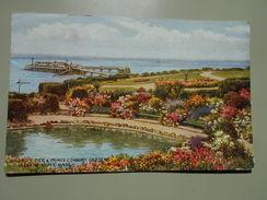 ANGLETERRE SOMERSET WESTON SUPER MARE BIRNBECK PIER & PRINCE CONSORT GARDENS - Weston-Super-Mare