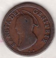 Pie VI / Pio VI. 5 Baiocchi Madonnina 1797 An. XXIII - Vatican