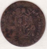 Pie VII / Pio VII.  Quattrino 1802 An. II, Zecca Di Roma - Vatican