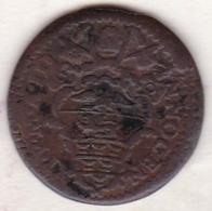 Innocent XI / Innocenzo XI. Quattrino ND (1678) An II , Zecca Di GUBBIO - Vatican