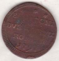Pie VI / Pio VI.  Due E Mezzo (2 ½) Baiocchi Romani 1797 - Vatican