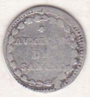 Pie VI / Pio VI. Grosso ND (1784-1787)   En Argent - Vatican
