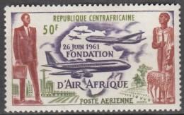 PA N° 5 De Centrafrique - X -  ( E 750 ) - Aerei