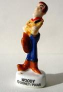 Fève Woody Dans Toys Story De Disney/Pixar  - Brillante - Disney