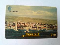 Falkland Islands 314CFKD Odyssey Yacht Race - Falkland Islands