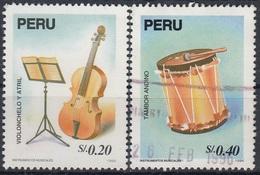 PERU 1532-1533,used - Peru