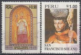 PERU 1568-1569,used - Peru