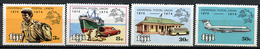 1974 - FIJI - Catg. Mi.  320/323 - NH - (R-SI.331.713 -  36) - Fiji (1970-...)