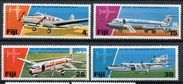 1976 - FIJI - Catg. Mi.  354/357 - NH - (R-SI.331.713 -  37) - Fiji (1970-...)