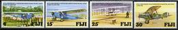 1978 - FIJI - Catg. Mi.  375/378 - NH - (R-SI.331.713 -  37) - Fiji (1970-...)