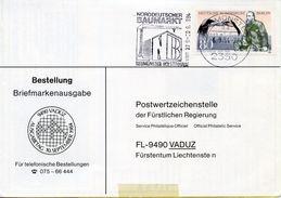 GERMANY SLOGAN CANCEL CN91 - Allemagne