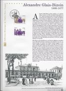 Encart Alexandre Glais Bizoin - Documenten Van De Post