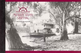 AUSTRALIA, 2003, Booklet 174. Murray River Shipping - Booklets