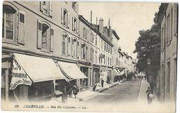 Lunéville Rue Des Capucins - Luneville