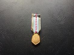 Medaille Miniature Commémorative Française De La Guerre 39-45 - France