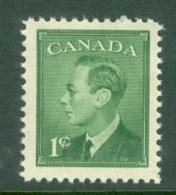 Canada: 1950   KGVI     SG424     1c       MNH - 1937-1952 Règne De George VI