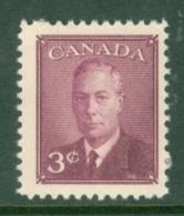 Canada: 1950   KGVI     SG426     3c       MNH - 1937-1952 Règne De George VI