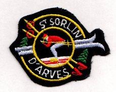 Ecusson à Coudre - Saint Sorlin D'Arves - Ecussons Tissu