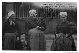 Saint Lo Manche Paysannes Marché Très Gros Plan 1907 état Superbe - Saint Lo