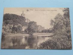 Clève Vue Sur La Kennisdahl Et Château Schwanenburg () Anno 1924 SM ( Zie Foto´s Voor Detail ) ! - War 1914-18