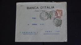 Libia - 1912/26/21 - Mi:IT-LY 3c,33,49c, Yt:IT-LY 3,30,54 - On Envelope - Libyen