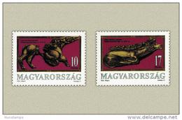 Hungary 1993. Skita In Hungary Stamp MNH (**) Michel: 4234-4235 / 1.80 EUR - Unused Stamps