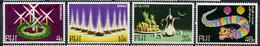 1978 - FIJI - Catg. Mi.  383/386 - NH - (R-SI.331.713 -  37) - Fiji (1970-...)