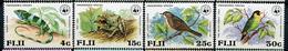 1979 - FIJI - Catg. Mi.  387/390 - NH - (R-SI.331.713 -  37) - Fiji (1970-...)