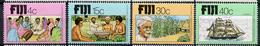 1979 - FIJI - Catg. Mi.  391/394 - NH - (R-SI.331.713 -  49) - Fiji (1970-...)