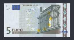 (BE012) -  5 € - ESPAÑA - V - J. C. TRICHET - SC/UNC - M016E1 - EURO
