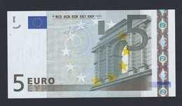 (BE029)  - 5 € - SPAIN V - JC TRICHET - SC/UNC  (M013H4) - EURO