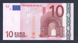 (BE032)  - 10 € - GERMANY X - JC TRICHET - SC/UNC  (E002E6) - EURO