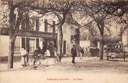 77-TRILBARDOU- LA PLACE - Autres Communes