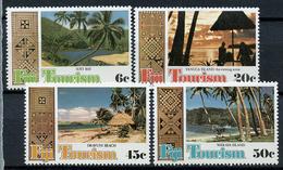 1980 - FIJI - Catg. Mi.  424/427 - NH - (R-SI.331.713 -  49) - Fiji (1970-...)