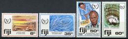 1980 - FIJI - Catg. Mi.  432/435 - NH - (R-SI.331.713 -  50) - Fiji (1970-...)