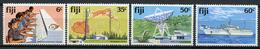 1981 - FIJI - Catg. Mi.  439/442 - NH - (R-SI.331.713 -  50) - Fiji (1970-...)