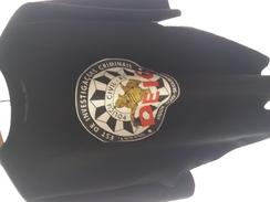 T-shirt Brésilien Noir POLICIA CIVIL RS DEIC  (authentique) Neuf Taille ?? Xl - Police & Gendarmerie