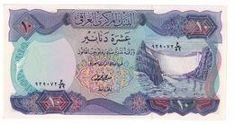 Iraq 10 Dinars 1973 UNC - Iraq