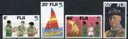 1982 - FIJI - Catg. Mi.  452/455 - NH - (R-SI.331.713 -  50) - Fiji (1970-...)