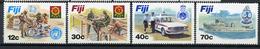 1982 - FIJI - Catg. Mi.  456/459 - NH - (R-SI.331.713 -  50) - Fiji (1970-...)