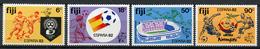 1982 - FIJI - Catg. Mi.  460/463 - NH - (R-SI.331.713 -  50) - Fiji (1970-...)