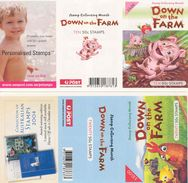 AUSTRALIA, 2005, Booklet 262/263, Down On The Farm - Booklets