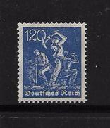 ALLEMAGNE-EMPIRE 1922 YVERT N°171 NEUF MLH* - Nuovi