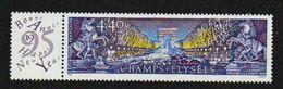 Frankreich 1995 Yvert 2918 ** Série Touristique Avenue Champs-Élysées, Michel Nr.3062 Zf Postfrisch - Frankreich